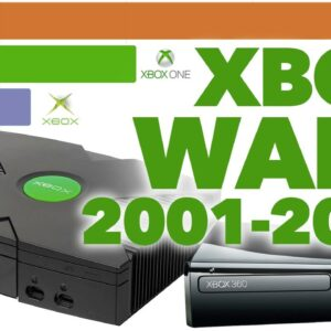 Best Selling Xbox Consoles 2001 - 2020