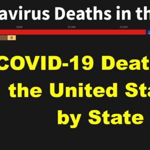 Coronavirus deaths in the U.S., COVID-19 Outbreak in the United States