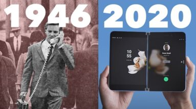 Evolution of Mobile Phones 1946 - 2020 (Preview)