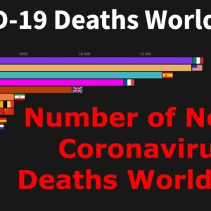 Number of Novel Coronavirus (COVID-19) Deaths Worldwide as of April 11, 2020, by Country