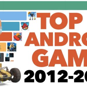 Most Popular Android Games Ever (2012 - 2020)