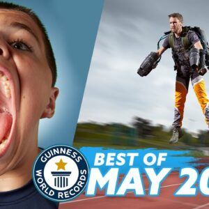 Best of May 2021 - Guinness World Records