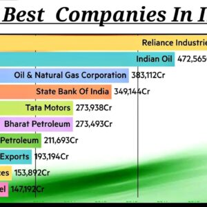 Top 10 Best Companies in India 🇮🇳 (Ranked by Fortune India)