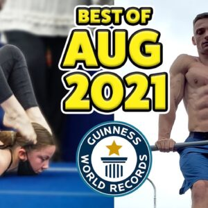 57 Awesome August World Records