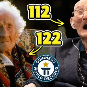 How To Become The World's Oldest Person - Guinness World Records