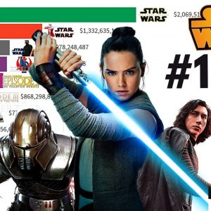 Top 10 Star Wars Movies of All Time 1977 - 2021